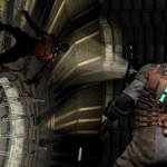Dead space screen