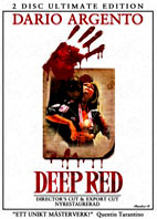 Profondo rosso poster