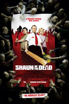 Shaun of the dead poster zombies