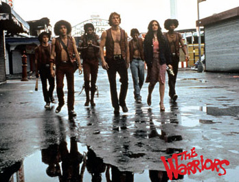 The Warriors Coney Island