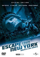 Flykten från New York Poster