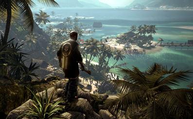 Dead Island Screen