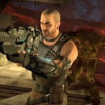 Red Faction: Armageddon alien screenshot