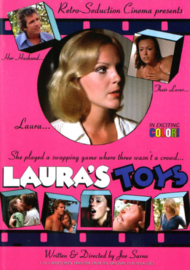 Lauras toys poster