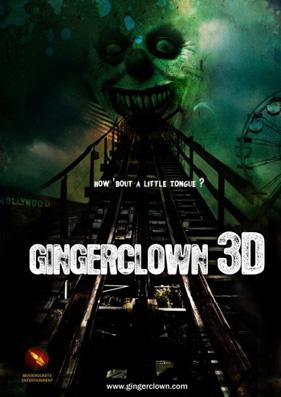 Gingerclowns 3d skräckfilm