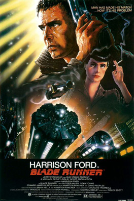 Blade runner science fiction