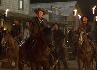 Cowboys and Aliens science fiction