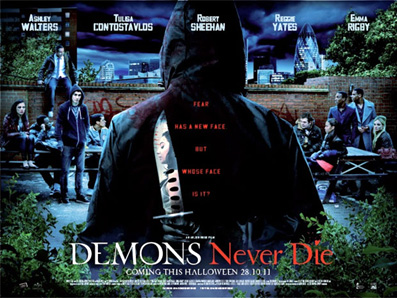 Demons never die horror movie