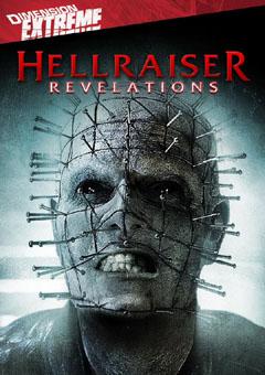 Hellraiser: revelations skräckfilm