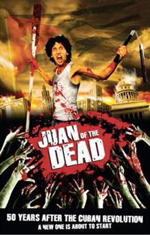 Juan of the dead zombie