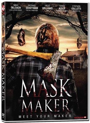 Mask maker dvd
