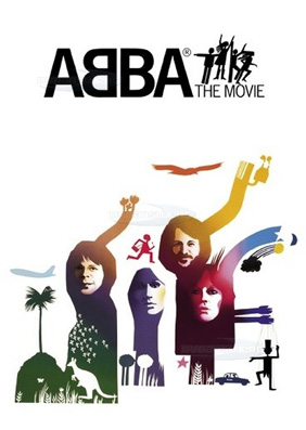 abba the movie poster
