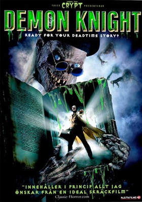 dvd omslag tales from the crypt demon knight