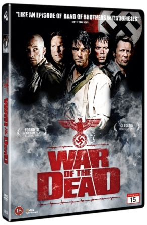 war of the dead cover