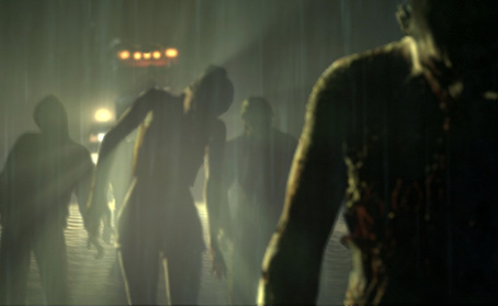 resident evil 6 zombies