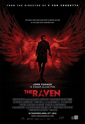 the raven 2012