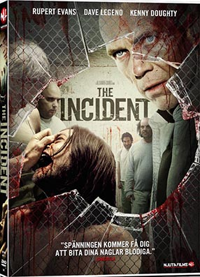 the incident dvd