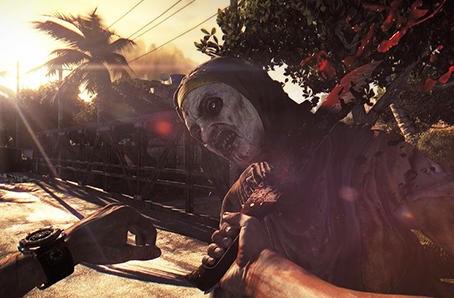 zombie dying light zombie game
