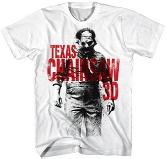 t-shirt texas chainsaw 3d