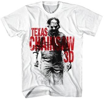 t-shirt texas chainsaw 3d