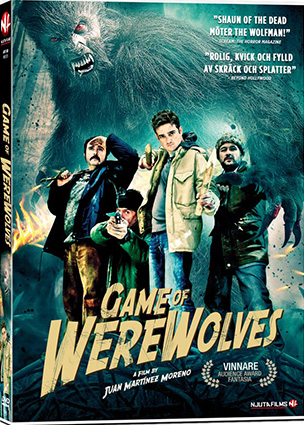 game of werewolves dvd