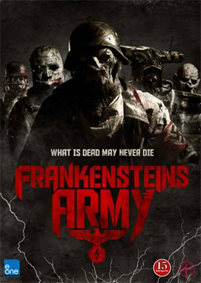 Frankensteins Army Richard Raaphorst