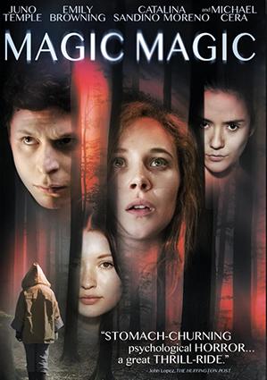 magic magic 2013 dvd