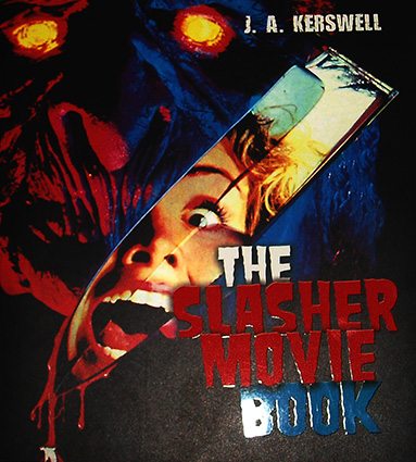 The Slasher Movie Book cover J.A. Kerswell