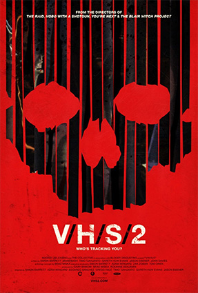 movie poster for v/h/s 2