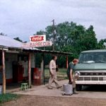motorsågsmassakern bensinstation