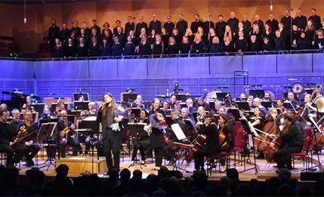 The horror kungliga filharmonikerna