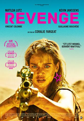 Revenge movie 2018
