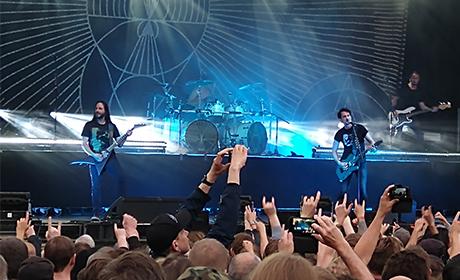 Gojira Sweden 2019
